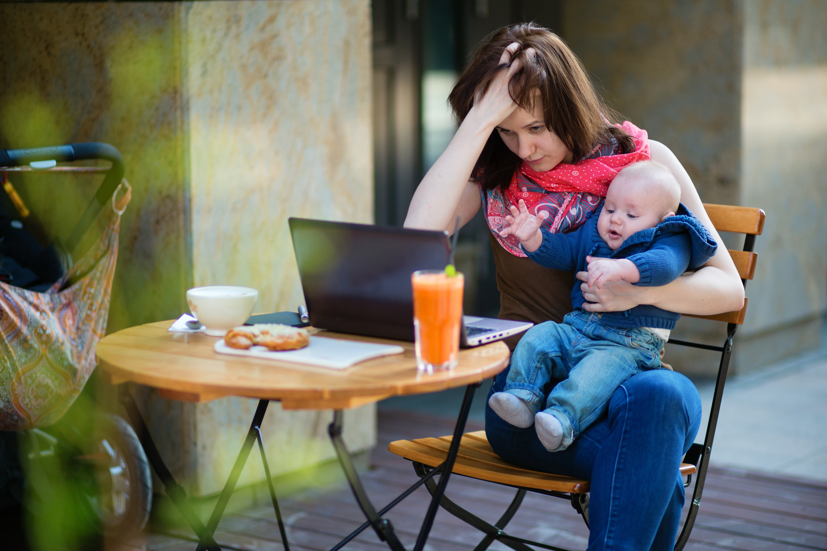 Happy Mother's Day: Now Get Back to Work!