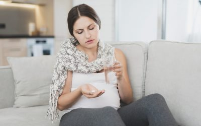 Pregnant With The Flu:One Story